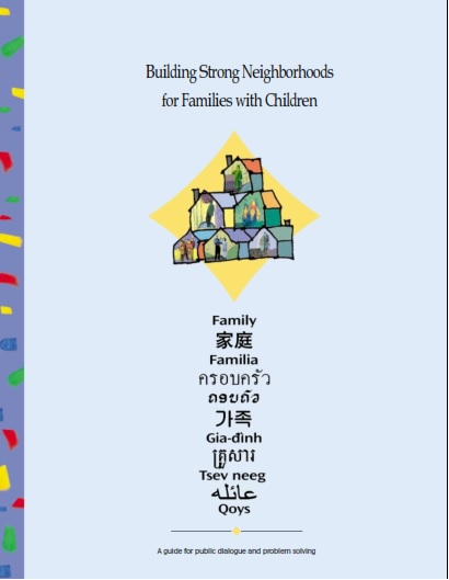 Building Strong Neighborhoods for Families With Children