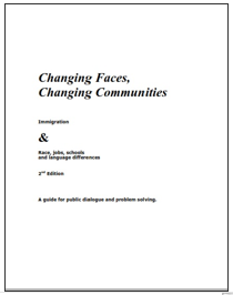 Changing Faces Changing Communities