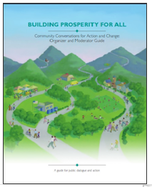 Building Prosperity for all Facilitators Guide