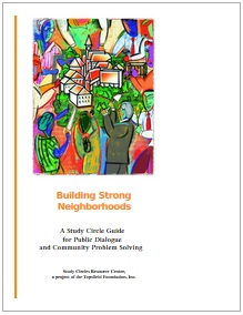 Building strong neighborhoods discussion guide